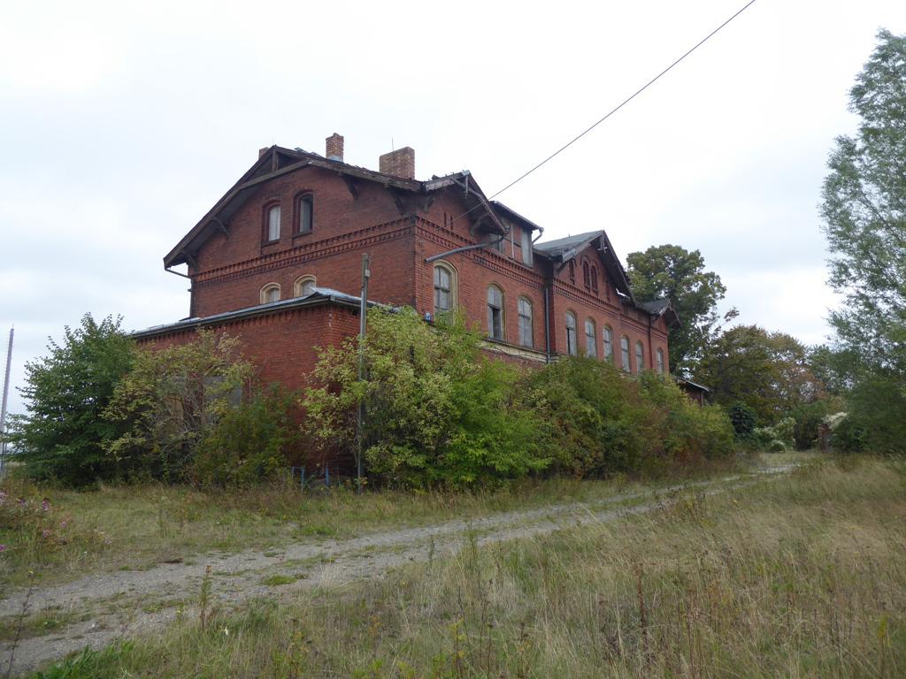 Bahnhof Ersteigern